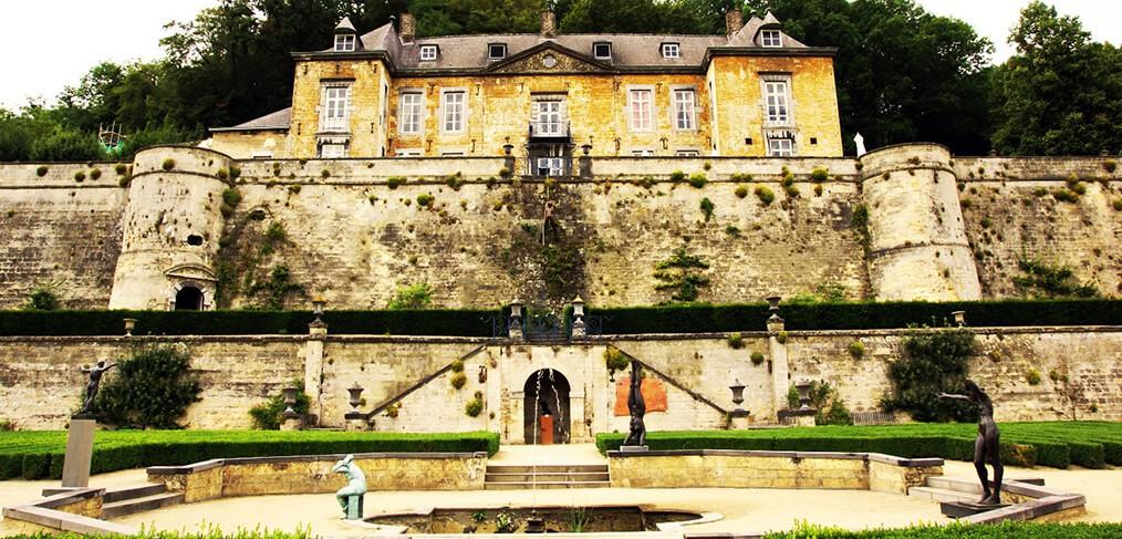 Maastricht: Château Neercanne