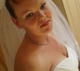 Bruid Ellen. Visagie by Edith Remmen