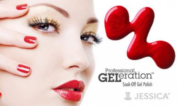 Manicure – Gel nagellak Jessica