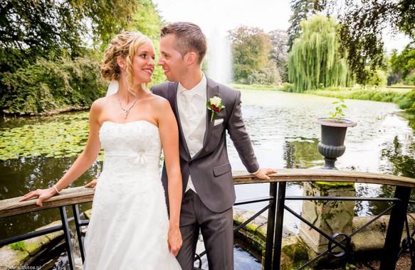 Bruidsvisagie voor Vivian