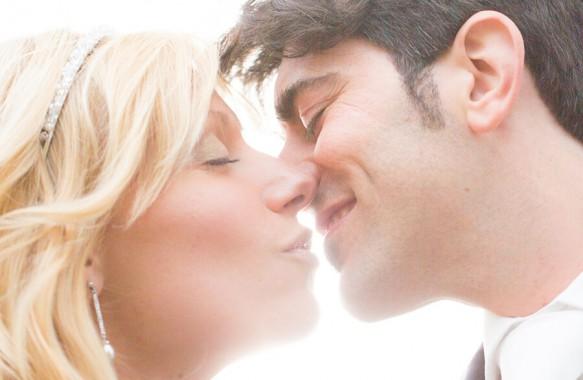 Bruidsvisagie voor Wieske