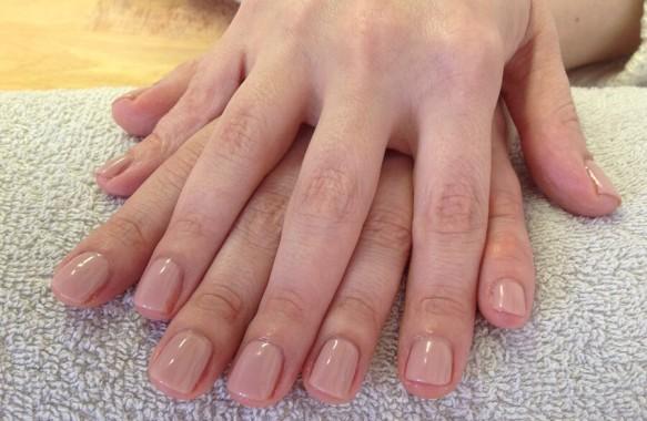 Manicure met gellak