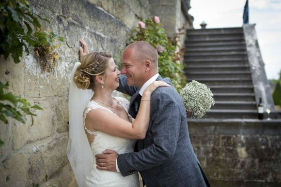 Bruidsvisagie en haarstyling Marion