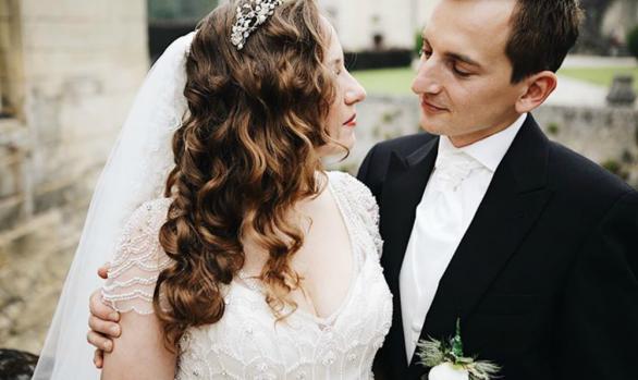 Visagie en Haarstyling bruid Mila