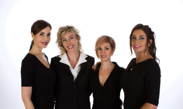 Visagie Permanent make-up experts team
