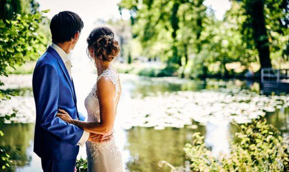 Bruidsvisagie en haarstyling Rianneke